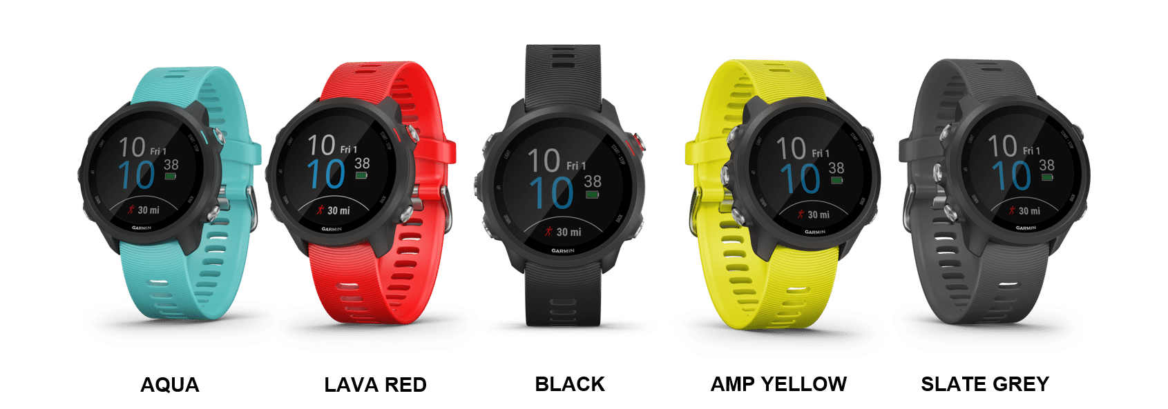 Garmin Forerunner 245和245 Music smartwatches在印度推出